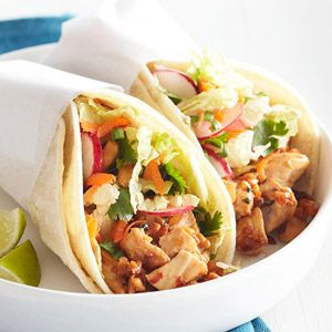 coach outlet wrentham Thai Chicken Tacos  Recipe