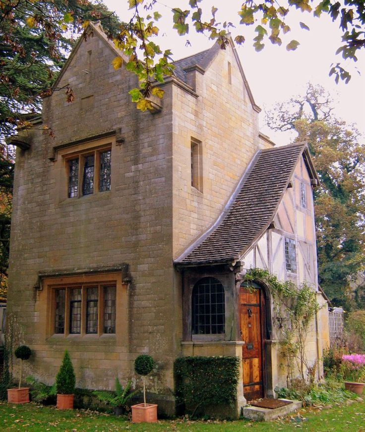 Cotswold Cottage English Cottage Pinterest