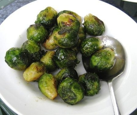 Grilled Brussels Sprouts | Recipe