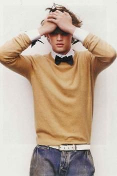 casual bow tie cool looks x bow tie
