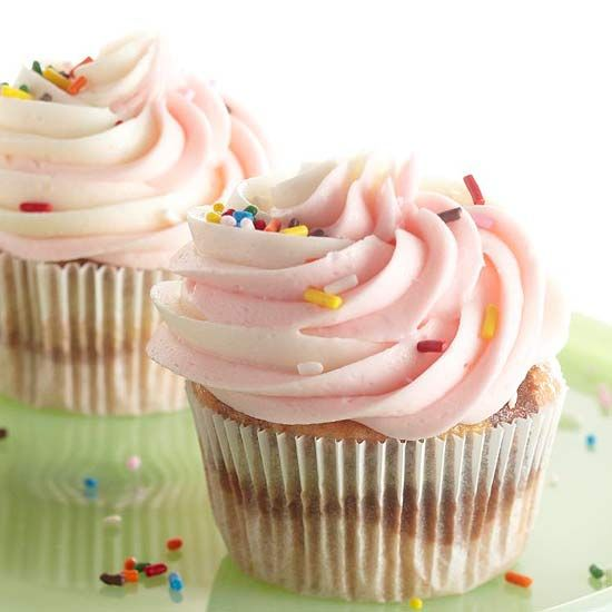 ... swirl of ice cream frosting for an irresistible finish. & Best Cupcake