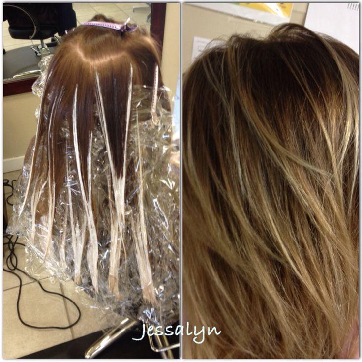Собрать длинные волосы в домашних условиях