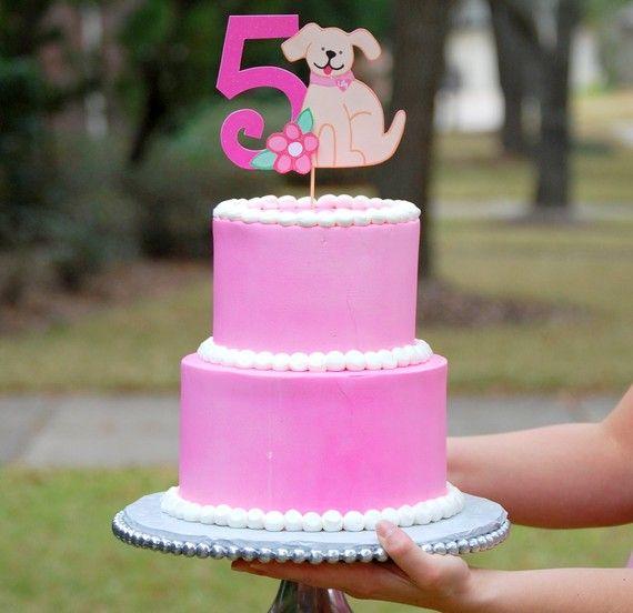 Cake topper - Very Cute