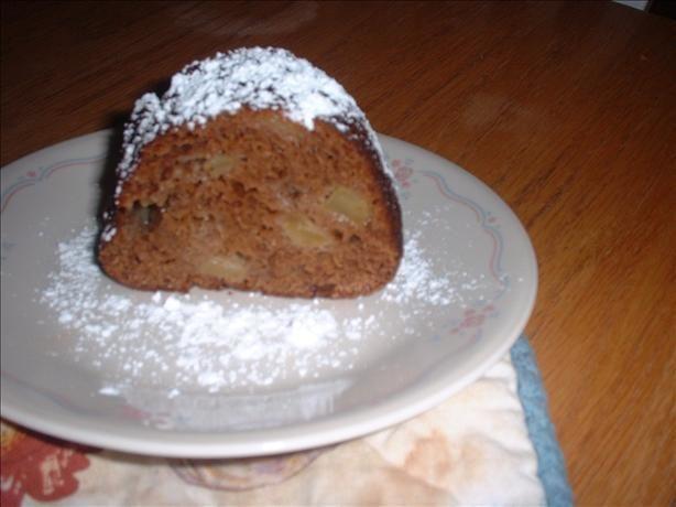 Smoky Mountain Apple Dapple Bundt Cake | Bundt/Pound cakes | Pinterest