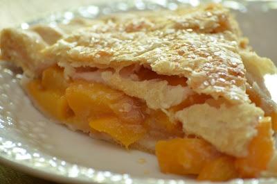 Fresh Peach Pie, from Pie on Sunday | Pies/Crisp etc | Pinterest