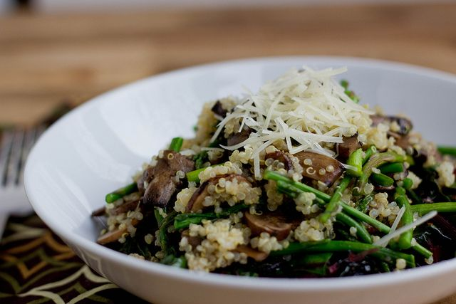 swiss chard and quinoa | Recipes | Pinterest