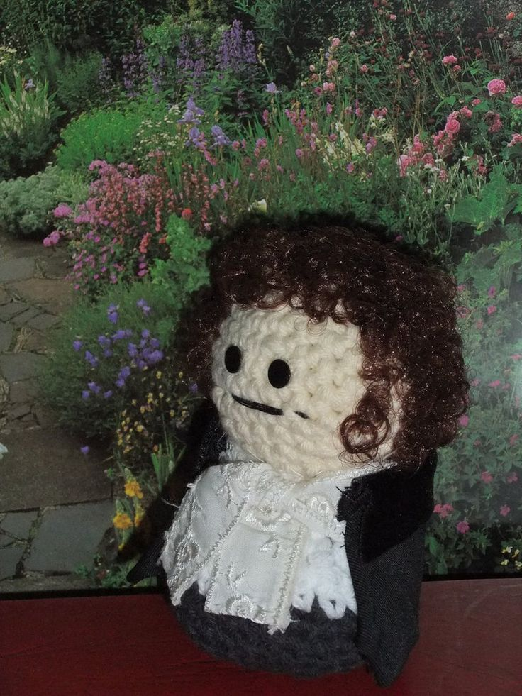 Mr. Darcy Doll by Debb...
