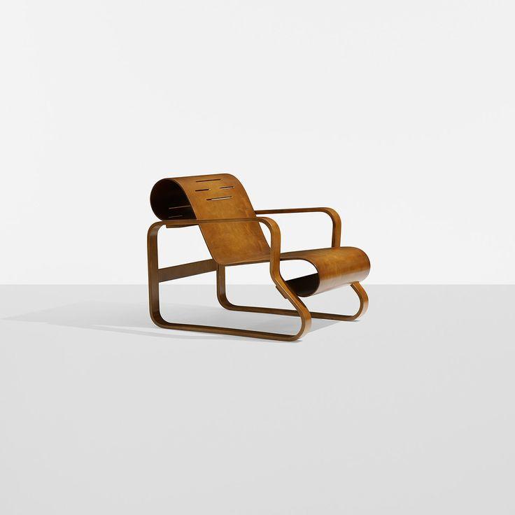 118 alvar aalto paimio lounge chair - Alvar aalto muebles ...