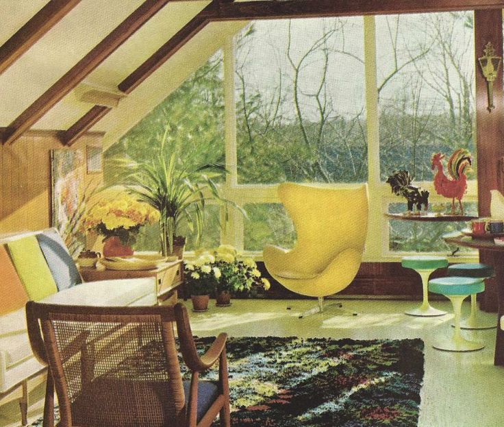 1970s Home Decorating Vintage Home Decorating For The