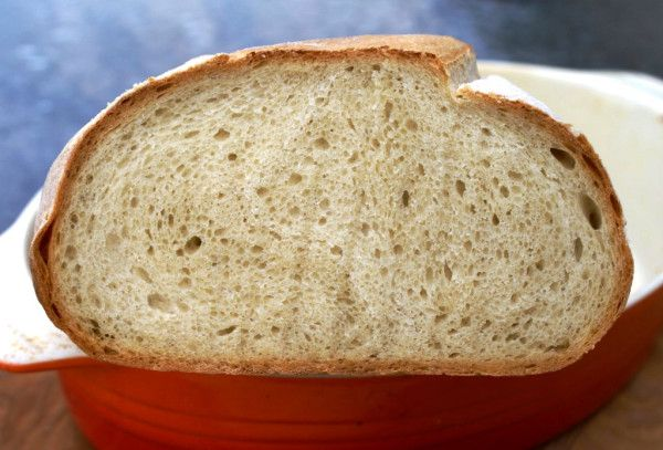 Crusty Bread with Yogurt and Honey | Bread | Pinterest