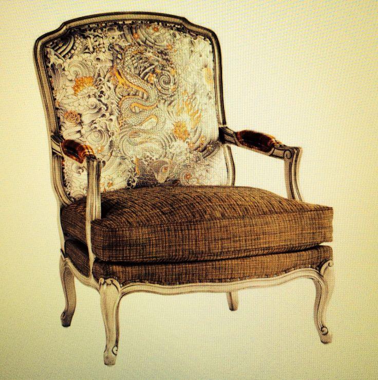 Louis Xv Armchair Roche Bobois Objects Pinterest