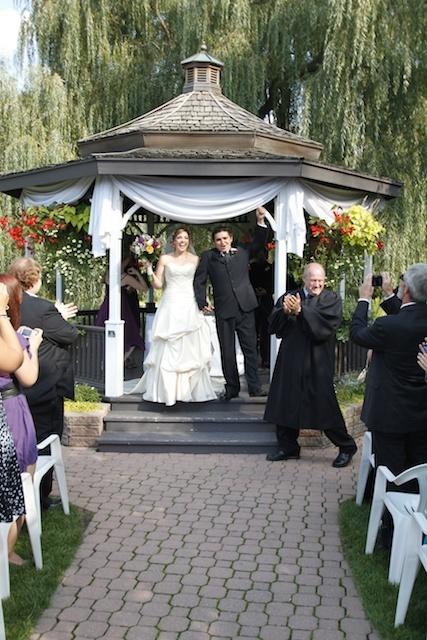 Outside Gazebo Wedding Decoration Ideas : Discover and save creative ideas