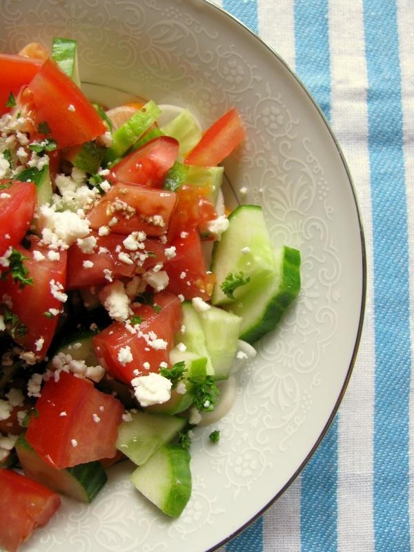 healthy Farmer's Market Salad   I'll Have Seconds...   Pinterest