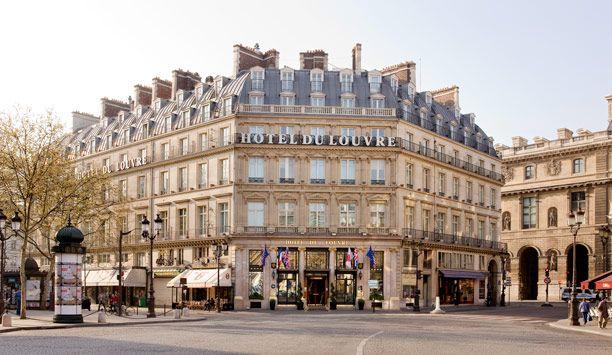Hôtel du Louvre - Paris, France #JetsetterCurator