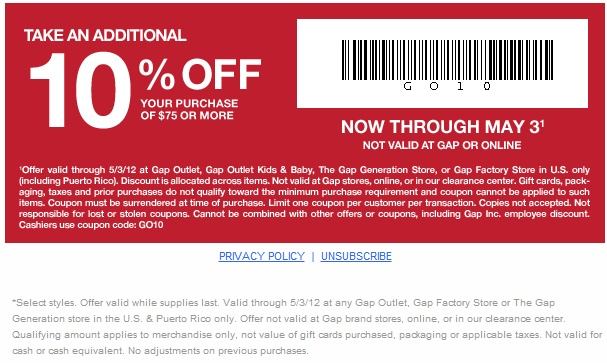 Gap outlet coupon printable 2018 : Beaver coupons