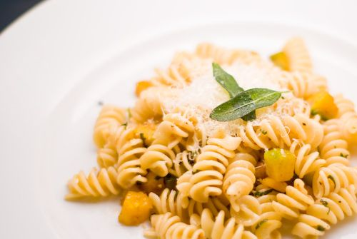 Kabocha Browned Butter Pasta - need to try before my Kabocha Squash ...