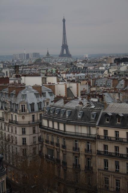 d day in paris