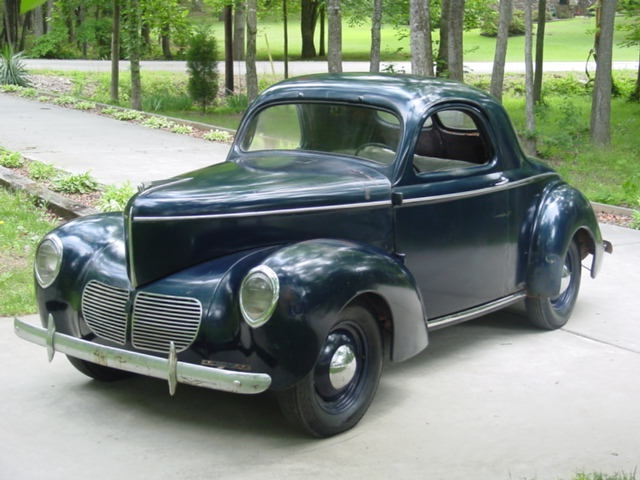 1940 willy project for sale