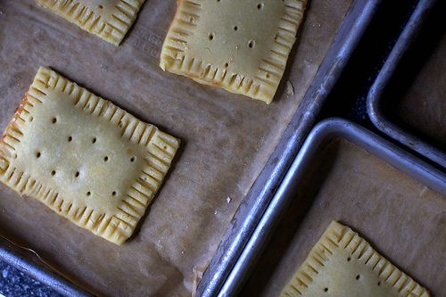 Home made pop tarts!
