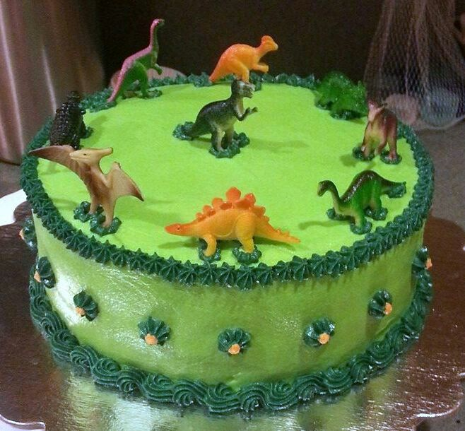 dinosaur cake boy birthday party ideas pinterest