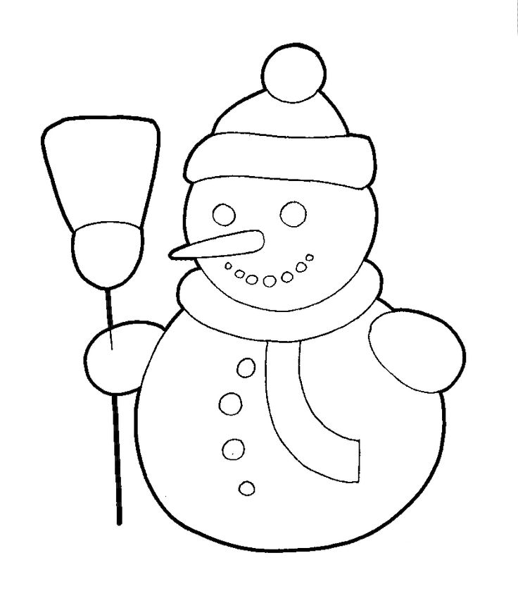 How To Draw A Snowman With Easy Step By Drawing Tutorial
