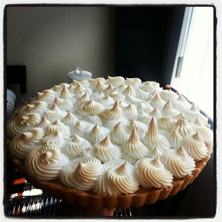 Key Lime Meringue Pie | Sweets | Pinterest