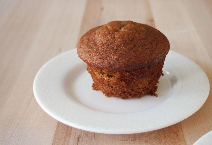 Lemon Gingerbread Muffins #MuffinMonday   Recipe