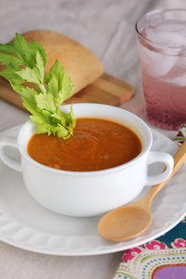 Bloody Mary Tomato Soup   nom nom   Pinterest