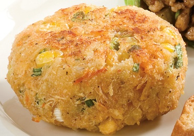 Chili Corn Crab Cakes | Bon Appétit! | Pinterest