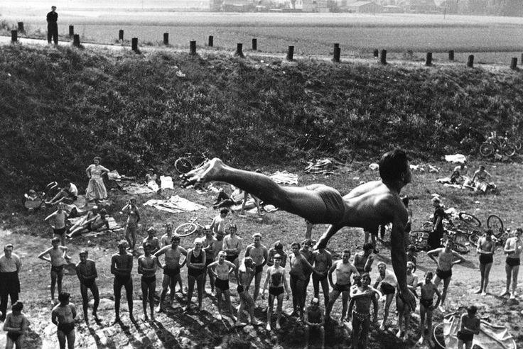 Leonard Freed Germany 1957