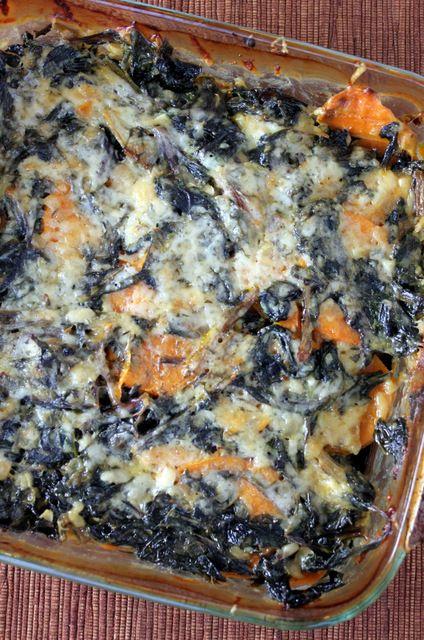 curried sweet potato gratin spiced sweet potato gratin sweet potato ...