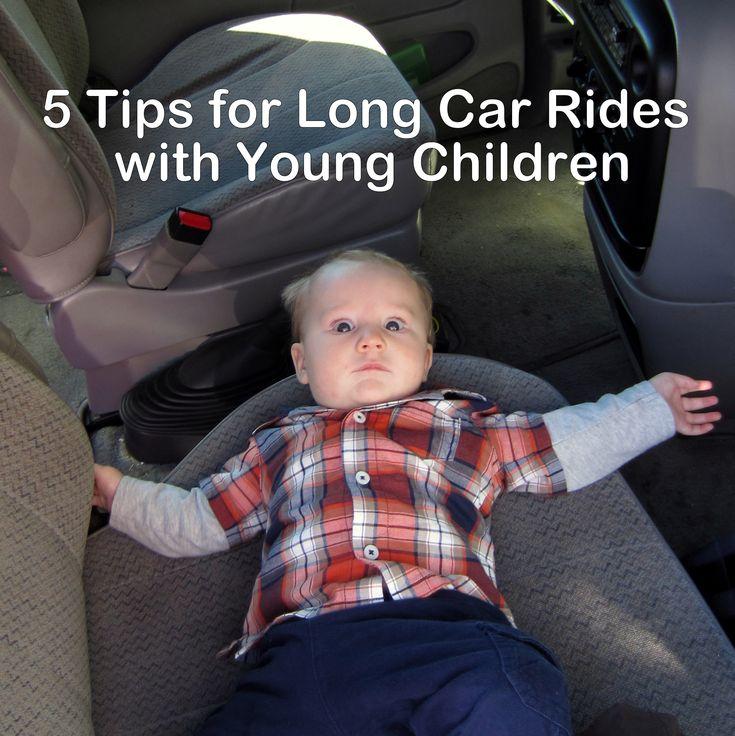 3 Yoga Poses For Long Car Rides