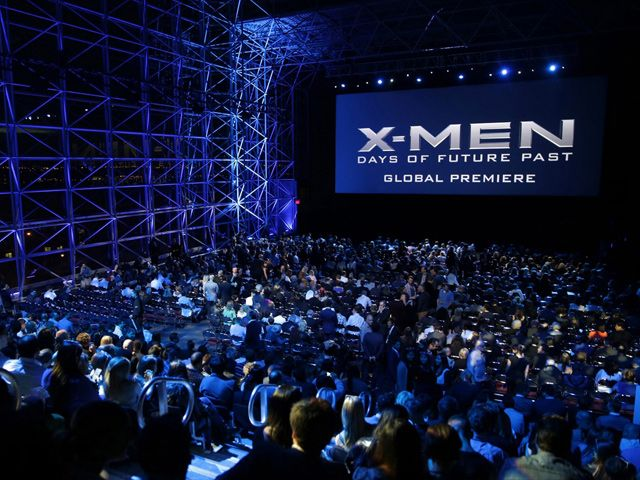 Avant Premiere X-Men Días del Futuro Pasado