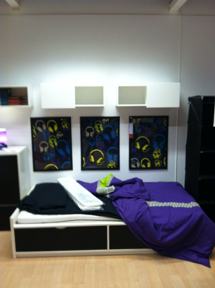 Fun teen bedroom furniture my trip to ikea pinterest Fun teen rooms