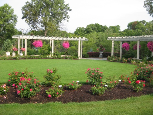Rotary Gardens Vow Renewals 10 Years Pinterest