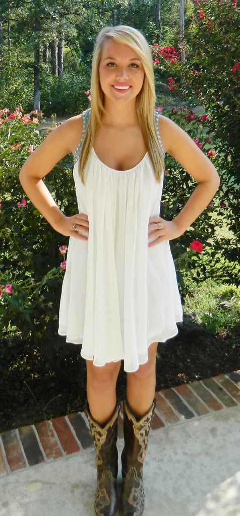 Country Chic Dresses