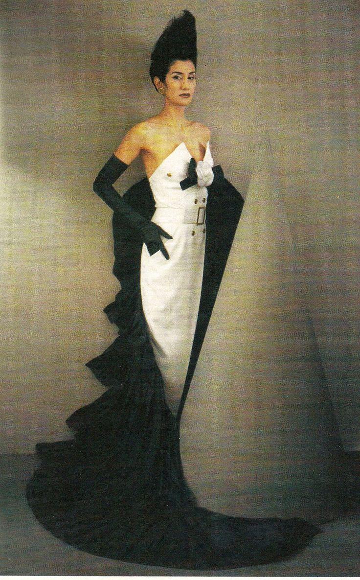 Late 80S Fashion