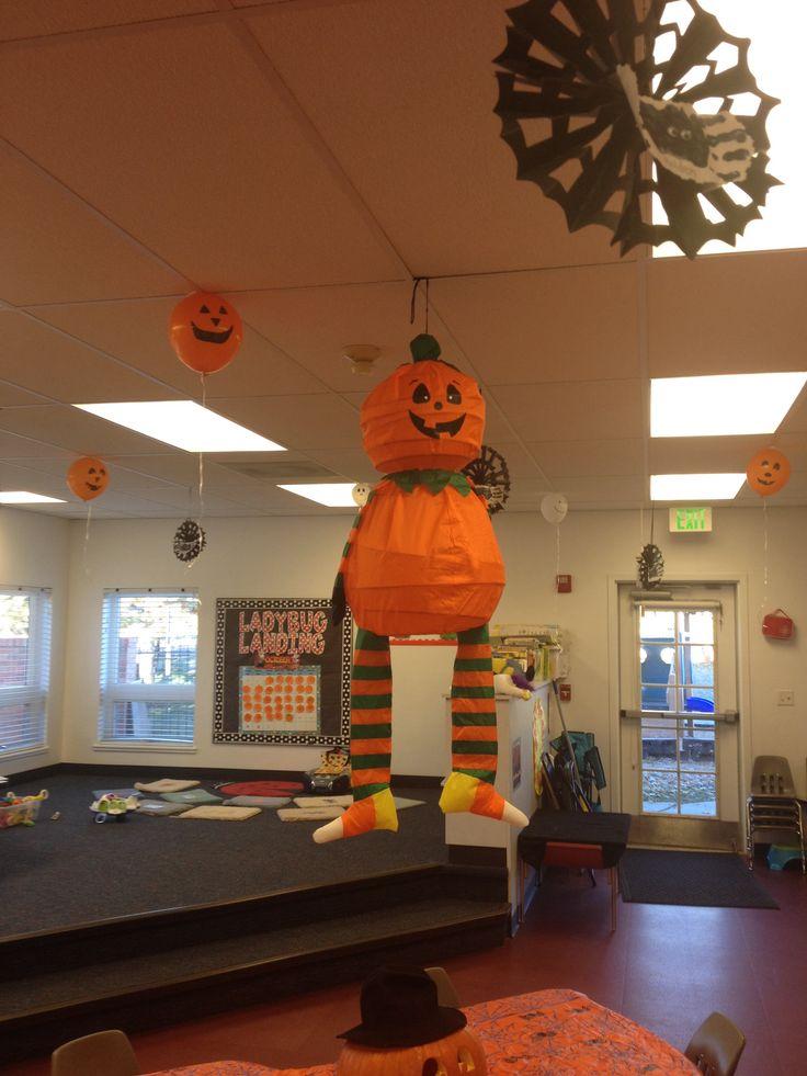 Halloween Classroom Decorations Make : Halloween classroom decorations decorating