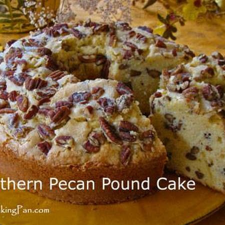 Southern Pecan Pound Cake | AWESOME CAKES | Pinterest