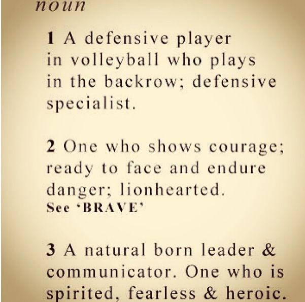 Image Result For Short Inspirational Volleyball Quotes