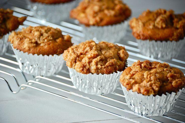Apple Pie Muffins | breads/muffins | Pinterest