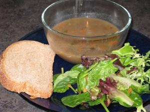 Lentil soup   Recipes   Pinterest