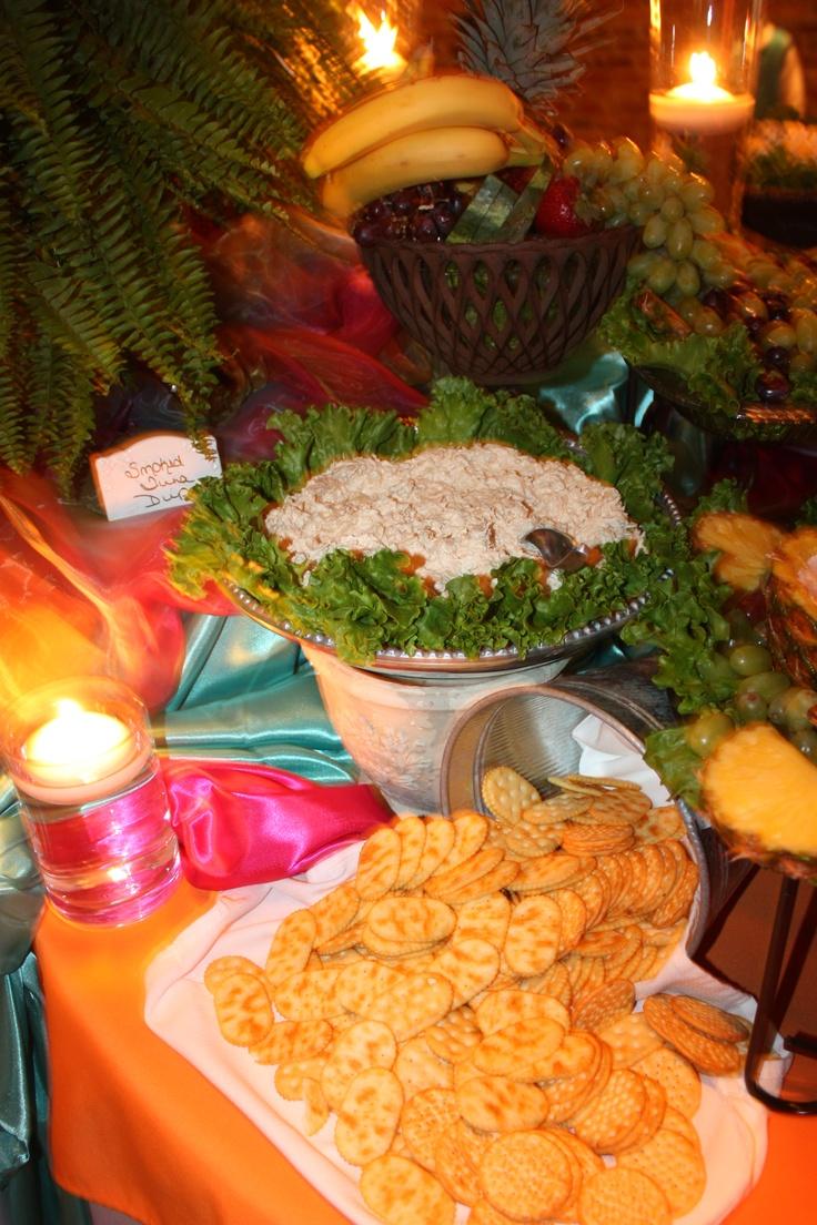 Smoked Tuna dip | Haven and Alex's Wedding | Pinterest