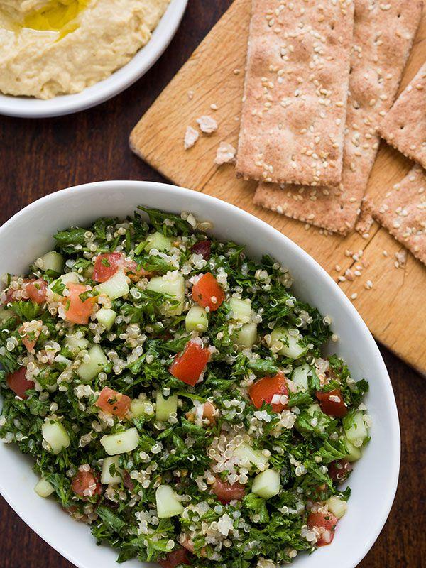 Quinoa Tabouli   Shoot What You Eat   Live Well - Delicioso - Fresca ...