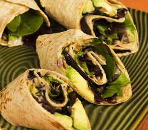 Avocado Rolls with Sunflower Seeds | Food | Pinterest