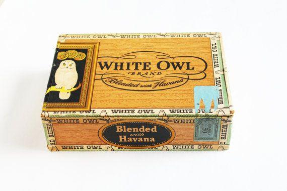 Vintage white owl cigars - photo#20