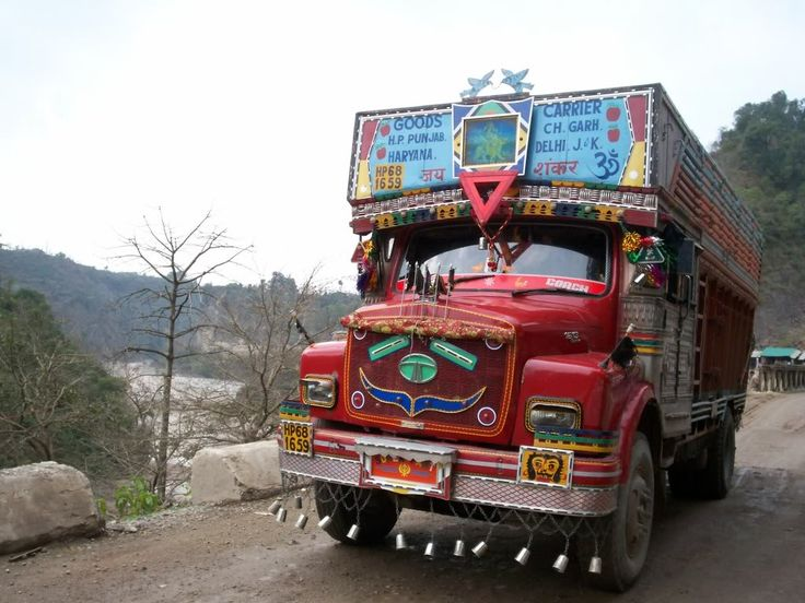 ART on the go! | truck art | Pinterest