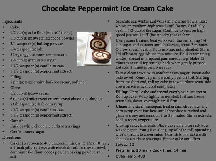 ... ice cream cake chocolate peppermint ice cream ice cream candyland cake