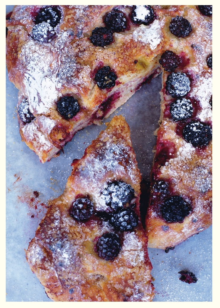Midsummer Cake From Nigel Slater's 'Ripe Recipes — Dishmaps