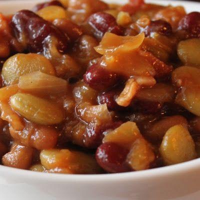 Calico Baked Beans Recipe - Key Ingredient